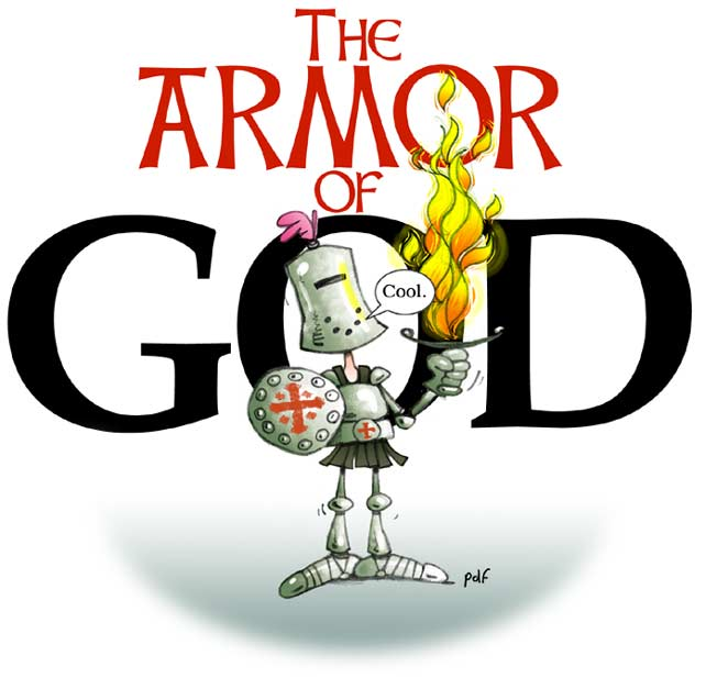 Armor Of God Mystery The Iniquity