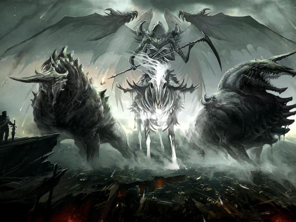 Fallen Angel (Half angel , half demon) by Heather7991 ...