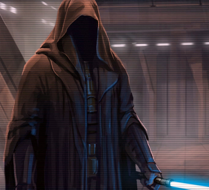 """MAY THE """"FORCE"""" BE WITH YOU-JEDI 