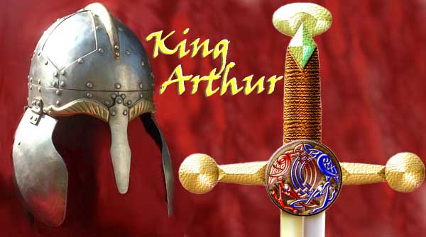 a review of the adventures of an early king of britain the legend of king arthur