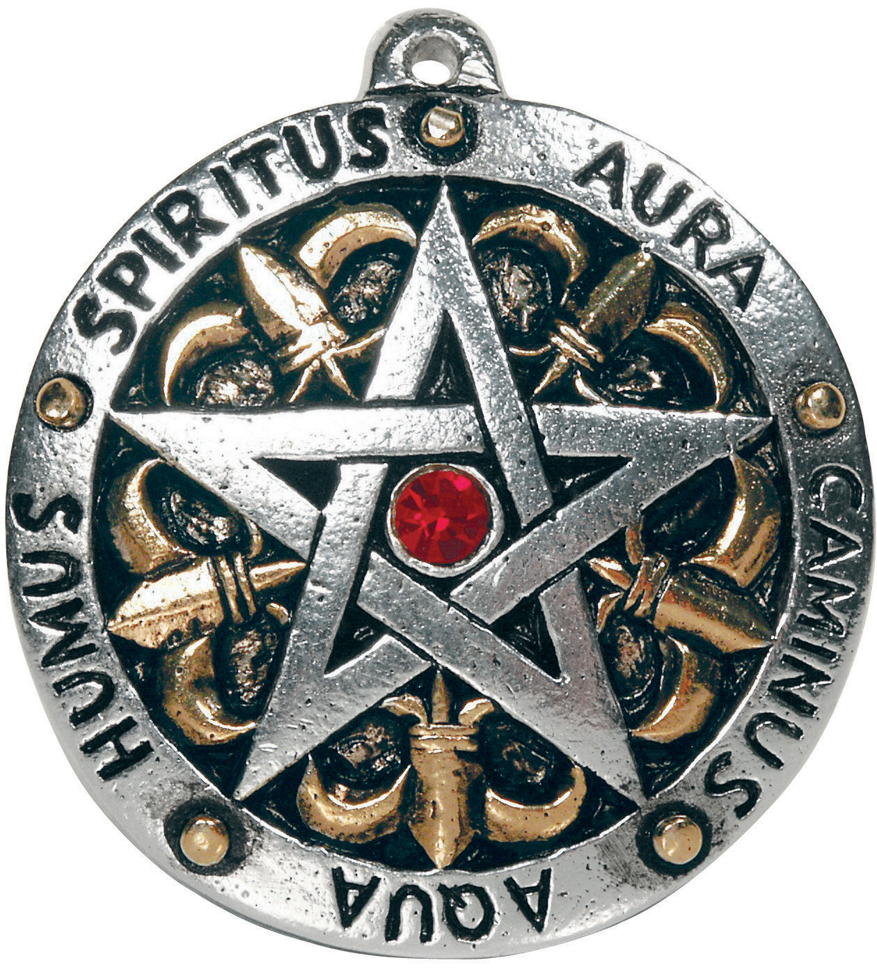 Broken pentagram mystery of the iniquity symbol in his seal and amulet in biocorpaavc Images
