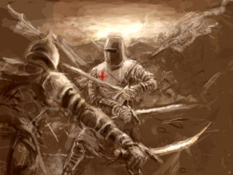 The Knights Templar were