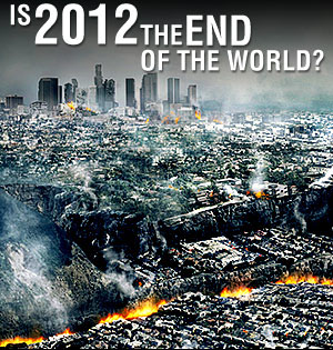 2012 end of the world The belief that this was a prediction of the world ending is something akin to  believing the world is going to end on december 31 1999 because.