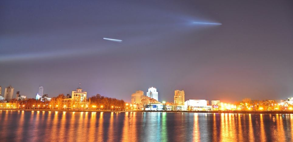 Rip In 'Space-Time Vortex' Over Russian City Shocks Scientists