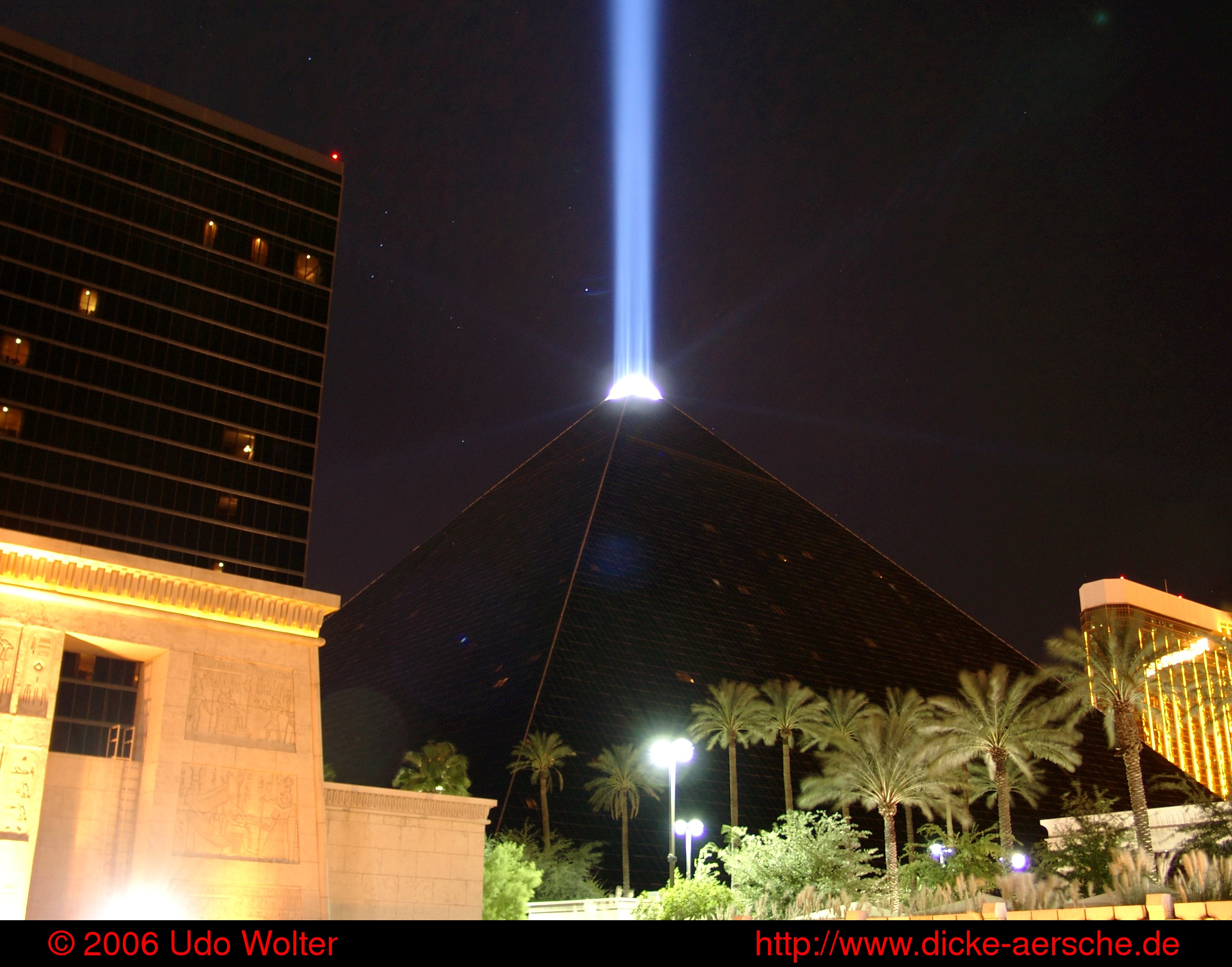 Pyramide Las Vegas