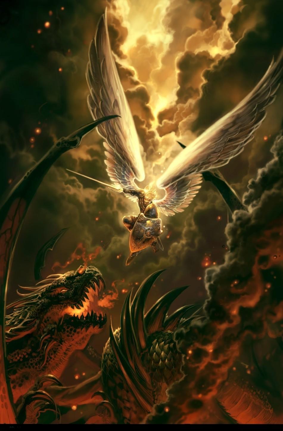 fallen angels | jimmyprophet