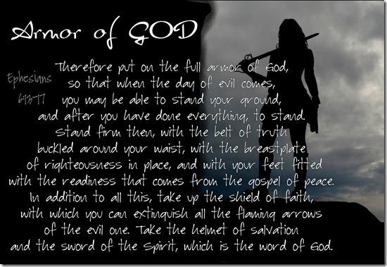 Conociendo y Liberando El Ego Armor-of-god4