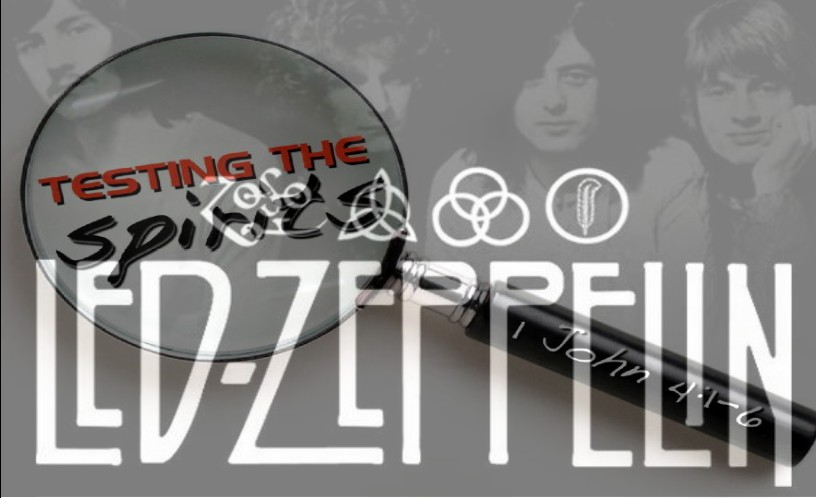 Led Zepplin Mystery Of The Iniquity
