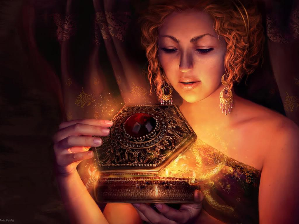 Pandora'nın Kutusu, Pandoras's box