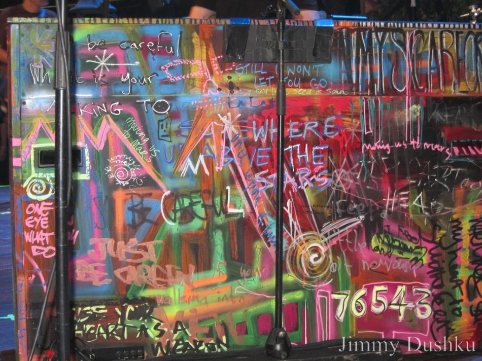 Mylo Xyloto Graffiti
