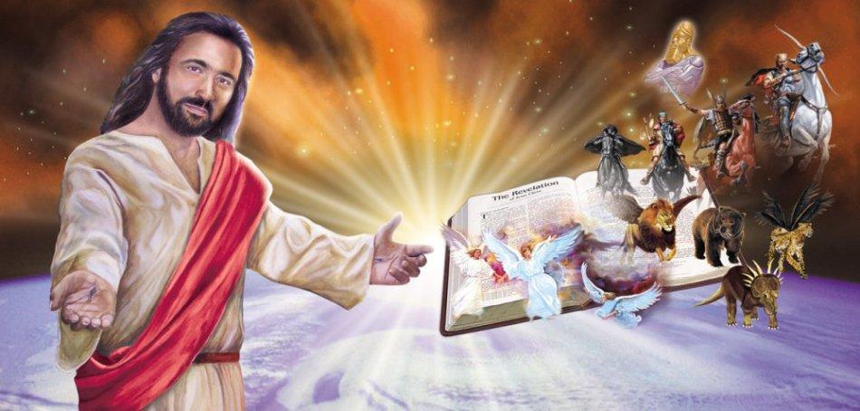 Revelations 13 1 5 10 5 Revelation 1 13 Was