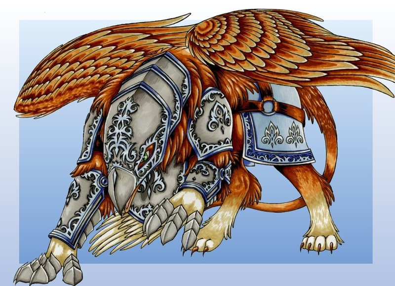 Imperial_Griffin_by_FeatherGale