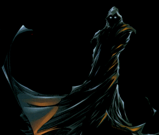 black shadow demon fle...