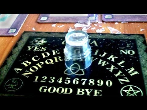 Ouija Squeegee-GET THEM DEMONS OUT! 97