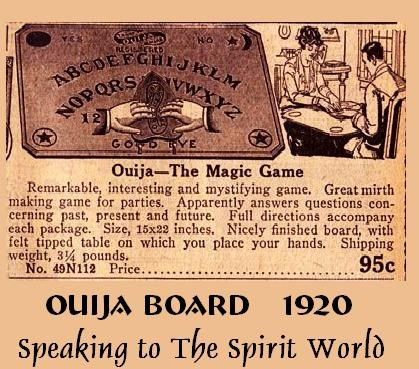 Ouija Squeegee-GET THEM DEMONS OUT! 74