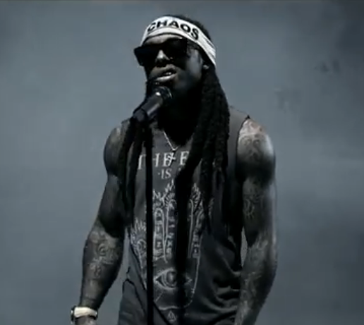 Lil-Wayne-in-John-Video-Wearing-Unif