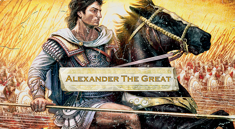 the life and times of alexander the great an macedonian emperor Its start was only 7 years before the fall and death of alexander the great from alexander the great's strategy alexander and the it risked his life.