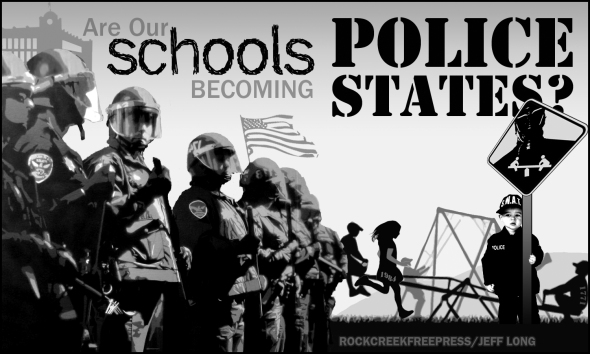 Are Our Schools Becoming Police States?: Zero Tolerance Policies
