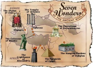 sevenwondersoftheancientworld