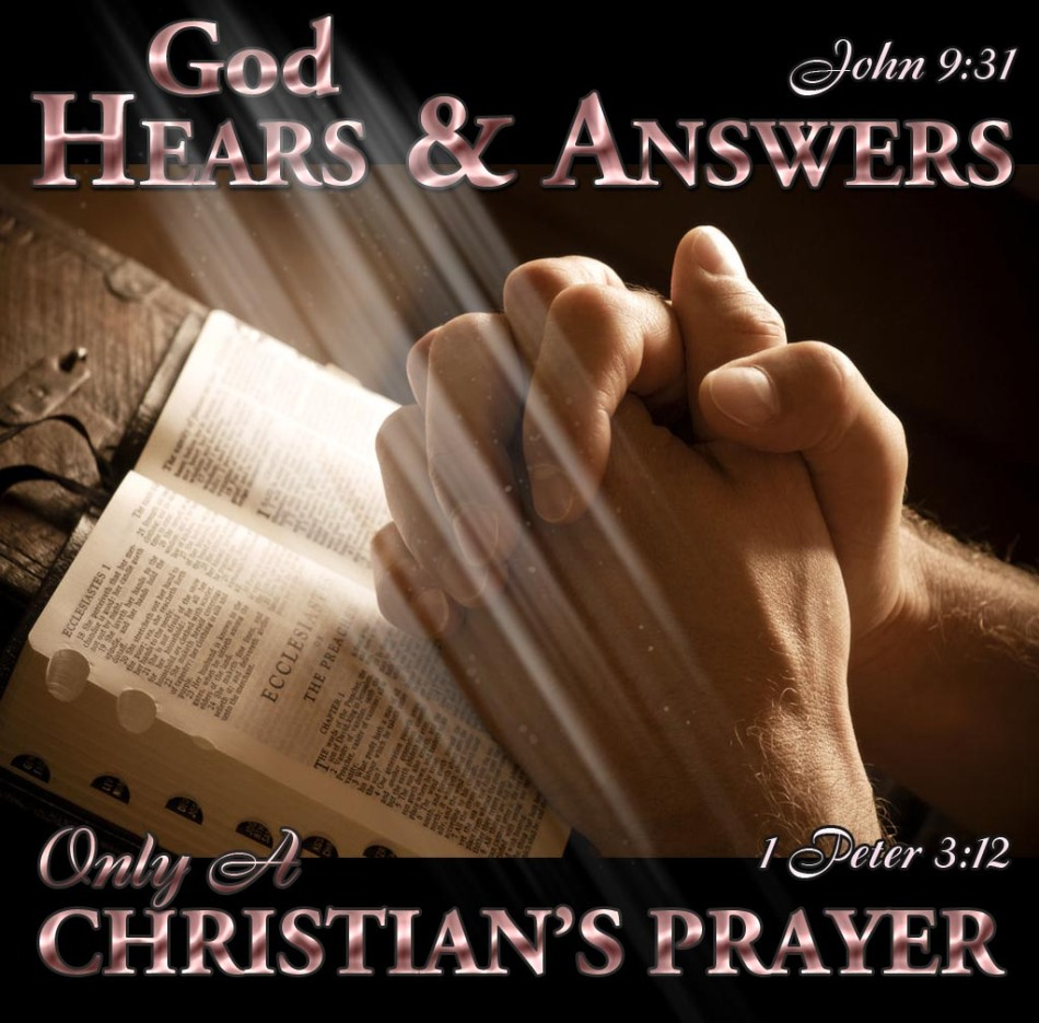 god-only-hears-a-christians-prayer