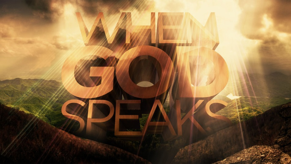 God-Speaks