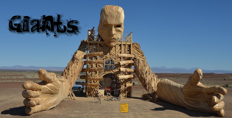 Burning Man -Africa