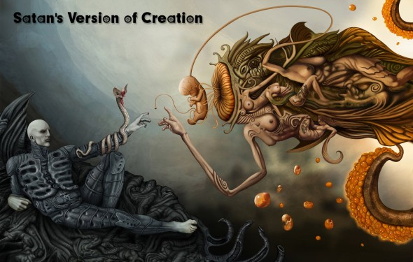 Prometheus Art