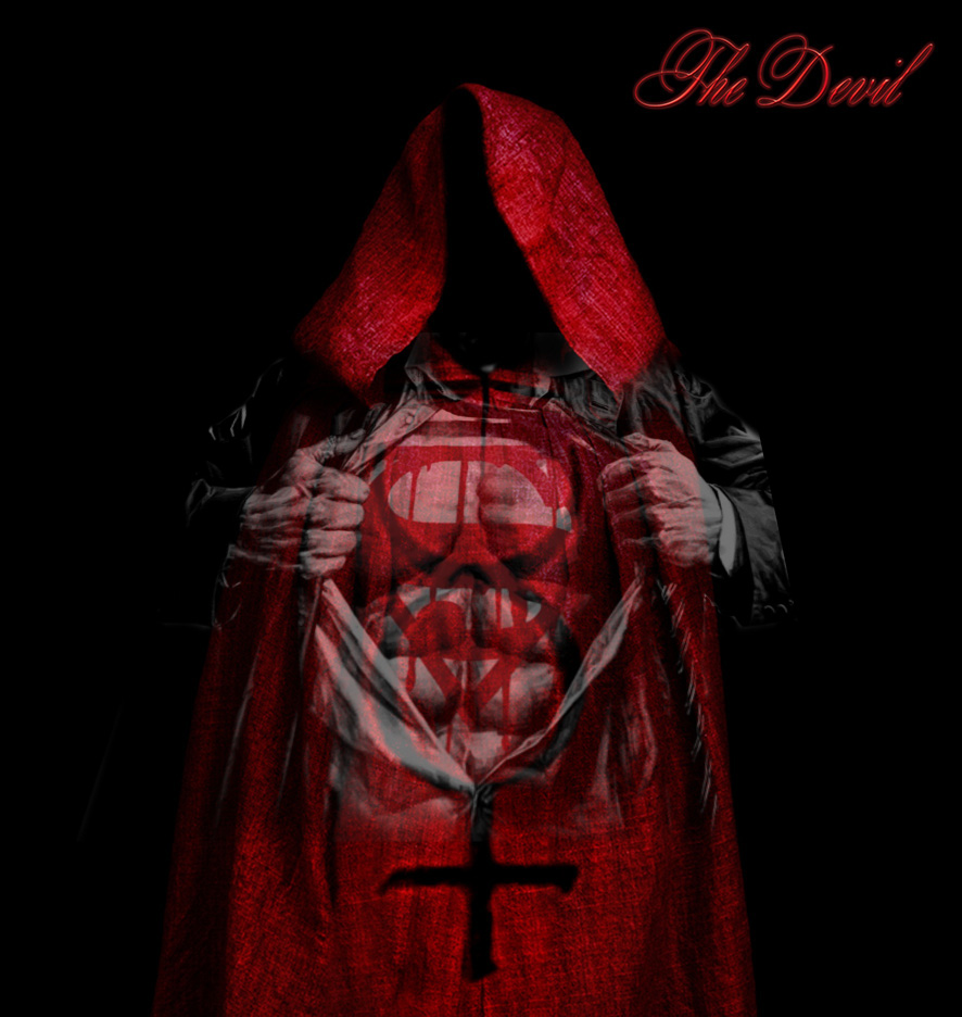 TheDevil-self-titled-album