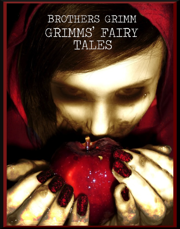 final front cover for brothers grimm