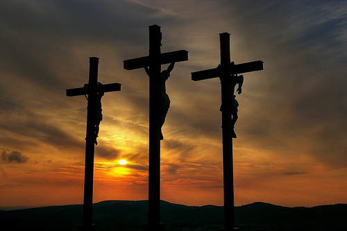 three-crosses