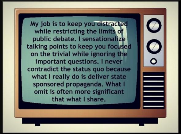 Élite Television PsyOps