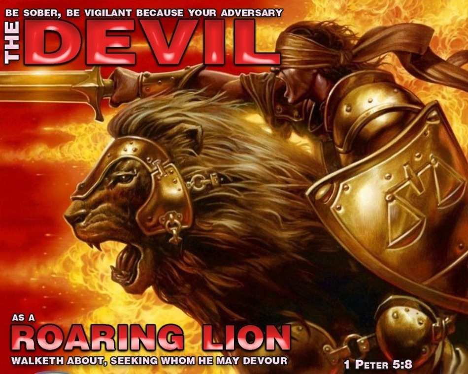 the-devil-as-a-roaring-lion