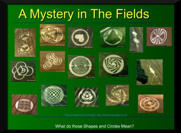 Crop Circles A Mystery in The Fields
