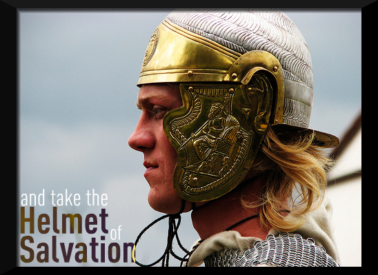 helmet-of-salvation