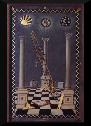 Masonic-tracing-board