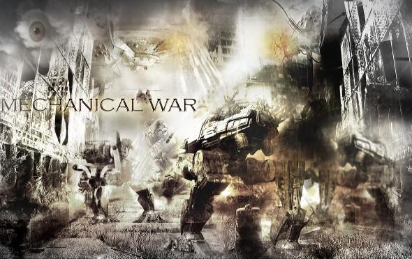 mechanical war
