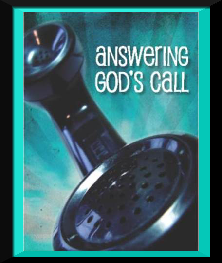 Answering God's Call