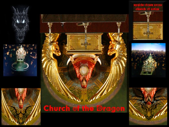 church of the dragon