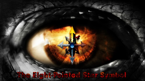 The 8 Pointed Star Symbol Mystery Of The Iniquity
