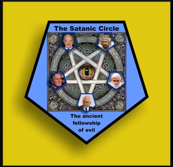 Illuminati bloodlines. The Satanic Circle. The ancient fellowship of evil. #1ab. (1)