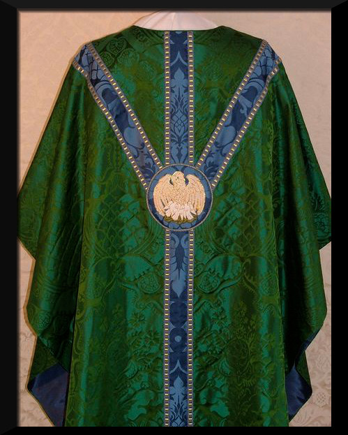 Catholic Chasuble