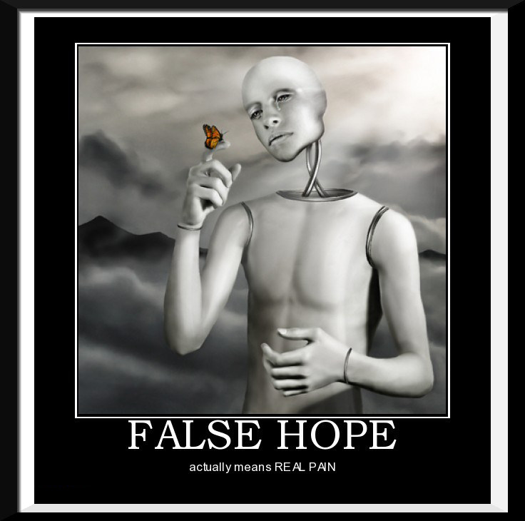 False-hope