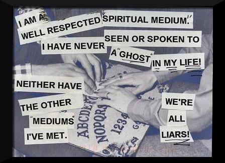 lying familiar spirits