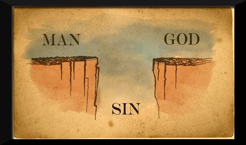 man-god-sin