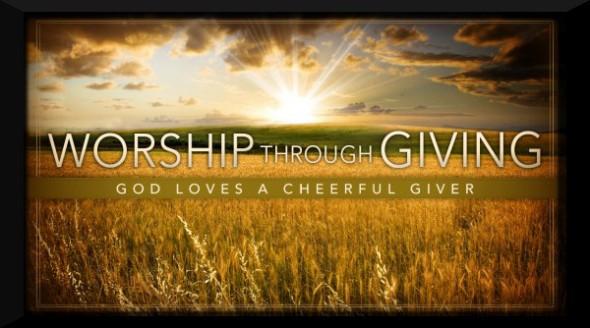 worship_through_giving