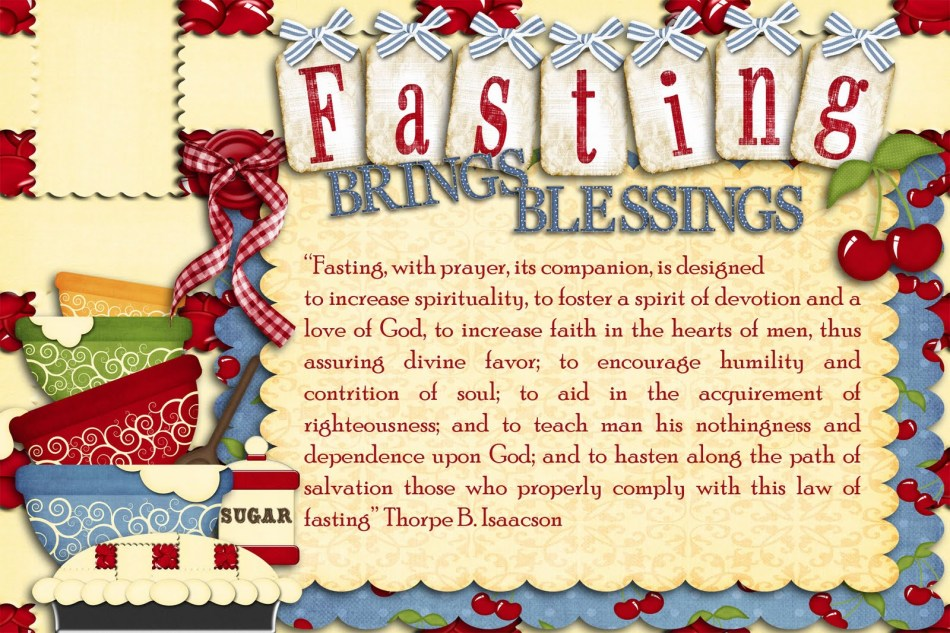 YW Man 2 Less 23 - Fasting Brings Blessings-4x6