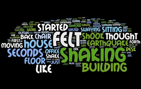 EarthquakeWordcloud