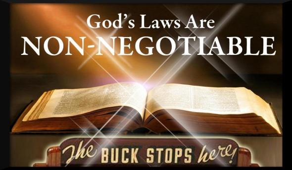 gods-laws-are-non-negotiable