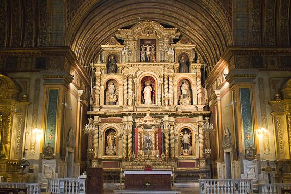 Jesuit Block in Córdoba