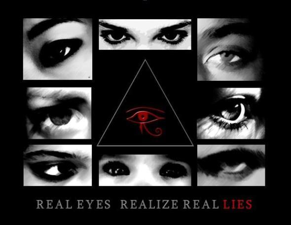REAL EYES~REAL LIES